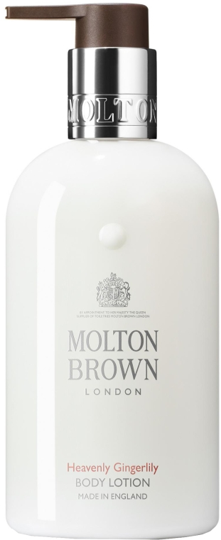 Molton Brown Heavenly Gingerlily - Lotion na telo — Obrázky N1