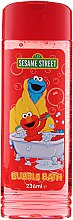 Voňavky, Parfémy, kozmetika Detská pena do kúpeľa - Corsair 123 Sesame Street Bubble Bath