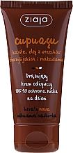 Voňavky, Parfémy, kozmetika Krém-samoopaľovanie na tvár - Ziaja Cupuacu Bronzing Nourishing Day Cream Spf 10