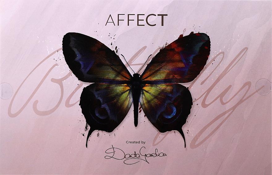 Paleta na líčenie - Affect Cosmetics Butterfly Makeup Palette