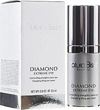 Voňavky, Parfémy, kozmetika Energizujúci liftingový krém na pokožku očného okolia - Natura Bisse Diamond Extreme Eye