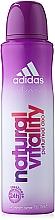 Voňavky, Parfémy, kozmetika Adidas Natural Vitality - Deodorant