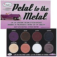 Voňavky, Parfémy, kozmetika Paleta očných tieňov - theBalm Petal To The Metal Shift Into Neutral