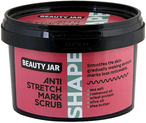 Scrub proti striám - Beauty Jar Shape Anti-Stretch Mark Scrub