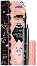 Voňavky, Parfémy, kozmetika Matná očná linka - Benefit Roller Liner Mini