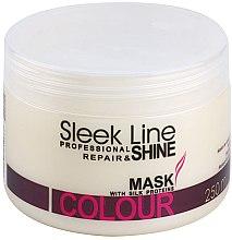 Maska na vlasy - Stapiz Sleek Line Colour Mask — Obrázky N1