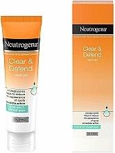 Voňavky, Parfémy, kozmetika Čistiaci gél - Neutrogena Clear & Defend Rapid Gel