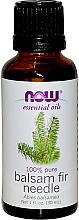 Voňavky, Parfémy, kozmetika Esenciálny olej Jedľa - Now Foods Essential Oils 100% Pure Balsam Fir Needle