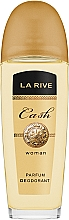 Voňavky, Parfémy, kozmetika La Rive Cash Woman - Parfumovaný dezodorant