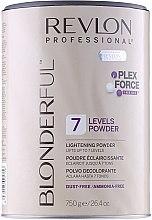 Voňavky, Parfémy, kozmetika Rozjasňujúci prášok 7. úroveň - Revlon Professional Blonderful 7 Levels Lightening Powder