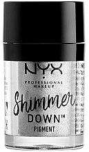 Voňavky, Parfémy, kozmetika Pigment na oči - NYX Professional Make Up Shimmer Down Pigment