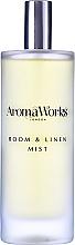 """Voňavky, Parfémy, kozmetika Sprej pre domov """"Harmónia"""" - AromaWorks Harmony Room Mist"""