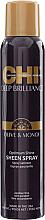 Voňavky, Parfémy, kozmetika Sprej-lesk na vlasy - CHI Deep Brilliance Olive & Monoi Optimum Shine Sheen Spray