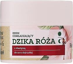 """Voňavky, Parfémy, kozmetika Krém omladzujúci na tvár """"Šípka"""" - Farmona Herbal Care Rejuvenating Cream"""