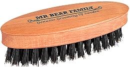 Voňavky, Parfémy, kozmetika Kefa na bradu - Mr. Bear Family Beard Brush Travel Size