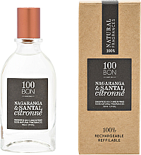 Voňavky, Parfémy, kozmetika 100BON Nagaranga & Santal Citronne Concentre - Parfumovaná voda