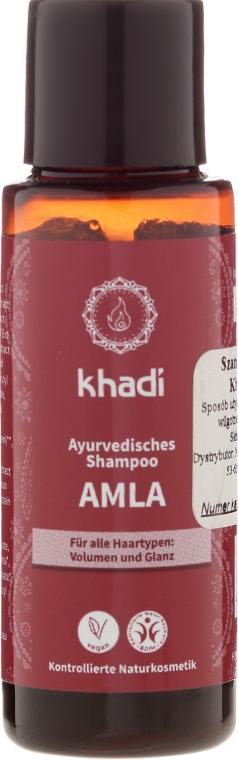 "Ajurvédsky šampón ""Amla"" - Khadi Amla Shampoo"