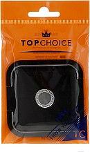 Voňavky, Parfémy, kozmetika Kozmetické obojstranné zrkadlo 5541, čierne - Top Choice