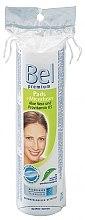 Voňavky, Parfémy, kozmetika kozmetické bavlny odličovacie tampóny, okrúhle - Bel Premium Round Pads with Aloe Vera