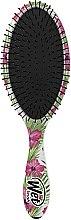 Voňavky, Parfémy, kozmetika Kefa na vlasy - Wet Brush Detangle Professional Pink Floral