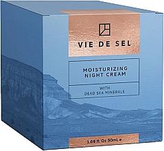 Voňavky, Parfémy, kozmetika Hydratačný nočný krém na tvár - Vie De Sel Moisturizing Night Cream