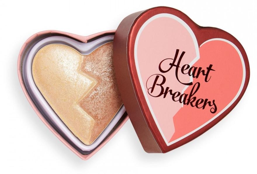 Rozjasňovač - I Heart Revolution Heart Breakers Powder Highlighter
