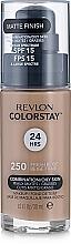 Voňavky, Parfémy, kozmetika Tonálny krém - Revlon ColorStay for Combination/Oily Skin SPF 15