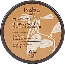 """Voňavky, Parfémy, kozmetika Organické bambucké máslo """"Vanilka"""" - Najel"""