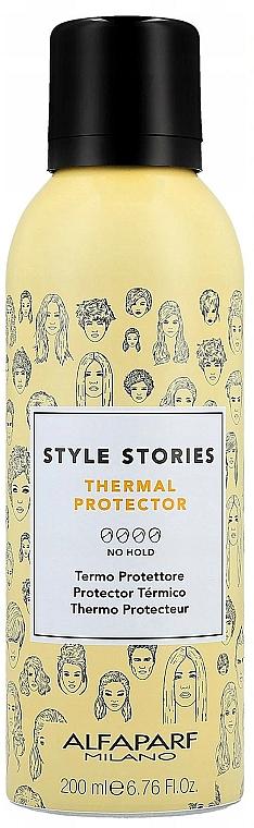 Sprej na vlasy s tepelnou ochranou - Alfaparf Style Stories Thermal Protector