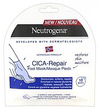 Voňavky, Parfémy, kozmetika Maska na nohy - Neutrogena Cica-Repair Foot Mask