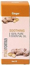 """Voňavky, Parfémy, kozmetika Esenciálny olej """"Zázvor"""" - Holland & Barrett Miaroma Ginger Pure Essential Oil"""