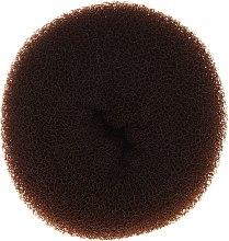Voňavky, Parfémy, kozmetika Drôtenka do drdolov, 15x6.5 cm, hnedá - Ronney Professional Hair Bun 053