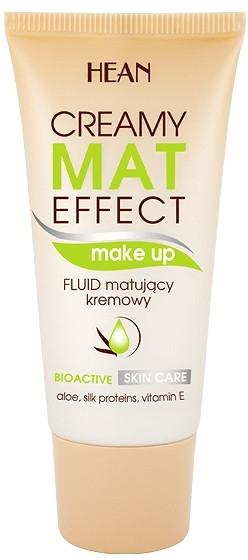 Tónovací matujúci fluid - Hean Creamy Mat Effect