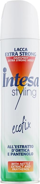 Lak na vlasy extra silná fixácia - Intesa Ecofix Styling Extra — Obrázky N1