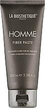 Voňavky, Parfémy, kozmetika Stylingová pasta na vlasy so saténovým leskom - La Biosthetique Homme Fiber Paste