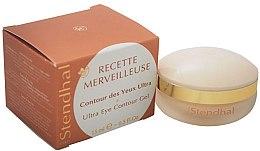 Voňavky, Parfémy, kozmetika Gél pre kontúry očí - Stendhal Recette Merveilleuse Ultra Eye Contour Gel