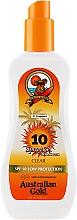 Voňavky, Parfémy, kozmetika Opaľovací sprej-gél - Australian Gold SPF 10 Spray Gel