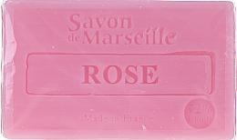 """Voňavky, Parfémy, kozmetika Prírodné mydlo """"Ruža"""" - Le Chatelard 1802 Soap Rose"""
