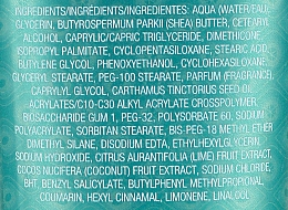 """Lotion na telo """"Kokos a limetka"""" - Tree Hut Shea Moisturizing Body Lotion Coconut Lime — Obrázky N3"""