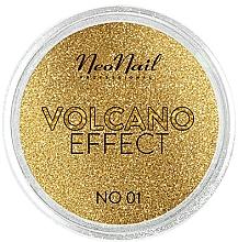 "Voňavky, Parfémy, kozmetika Trblietky na nechty ""Efekt sopky"" - NeoNail Professional Volcano Effect"
