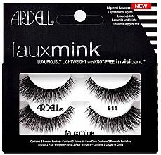 Voňavky, Parfémy, kozmetika Sada falošných mihalníc - Ardell Faux Mink Multipack Twin Pack 811