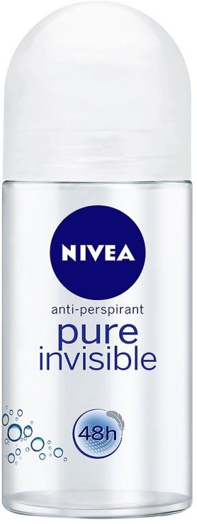 """Deodorant guľôčkový """"Neviditeľná ochrana"""" - Nivea Invisible Deodorant Roll-on — Obrázky N1"""