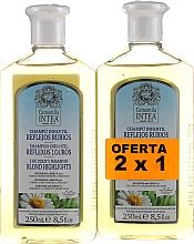Voňavky, Parfémy, kozmetika Sada - Intea Children Camomile Shampoo (shm/2x250ml)