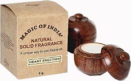 """Voňavky, Parfémy, kozmetika Prírodný parfumovaný krém """"Heart Erection"""" - Shamasa"""