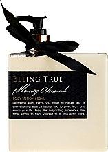 Voňavky, Parfémy, kozmetika Lotion na telo - Beeing True Almond Honey Body Lotion