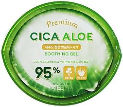 Voňavky, Parfémy, kozmetika Upokojujúci gél s Aloe vera - Missha Premium Aloe Soothing Gel
