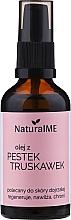 Voňavky, Parfémy, kozmetika Olej zo semien jahody, s dávkovačom - NaturalME