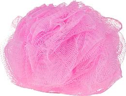 Voňavky, Parfémy, kozmetika Špongia do kúpeľa, ružová - IDC Institute Design Mesh Pouf Bath Sponges