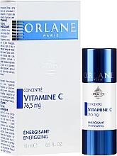 Voňavky, Parfémy, kozmetika Sérum-koncentrát an tvár s vitamínom C - Orlane Supradose Vitamine C Energizing Concentre