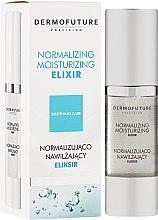 Voňavky, Parfémy, kozmetika Normalizujúci hydratačný elixír - DermoFuture Normalizing Moisturizing Elixir